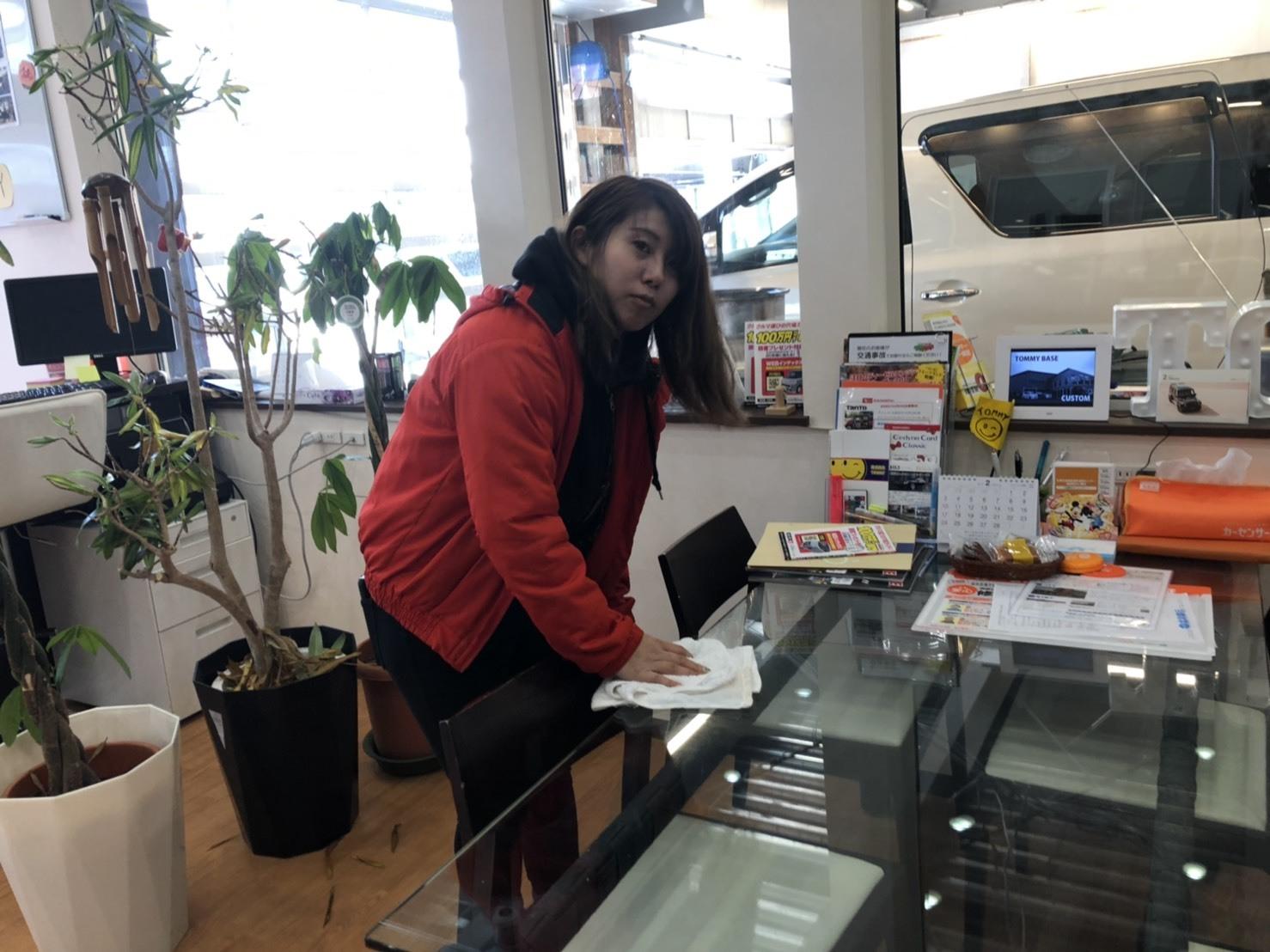 2月10日(日)M様アルファードご成約♡K様新車プラド納車♡ランクル TOMMY🌟_b0127002_17181065.jpg