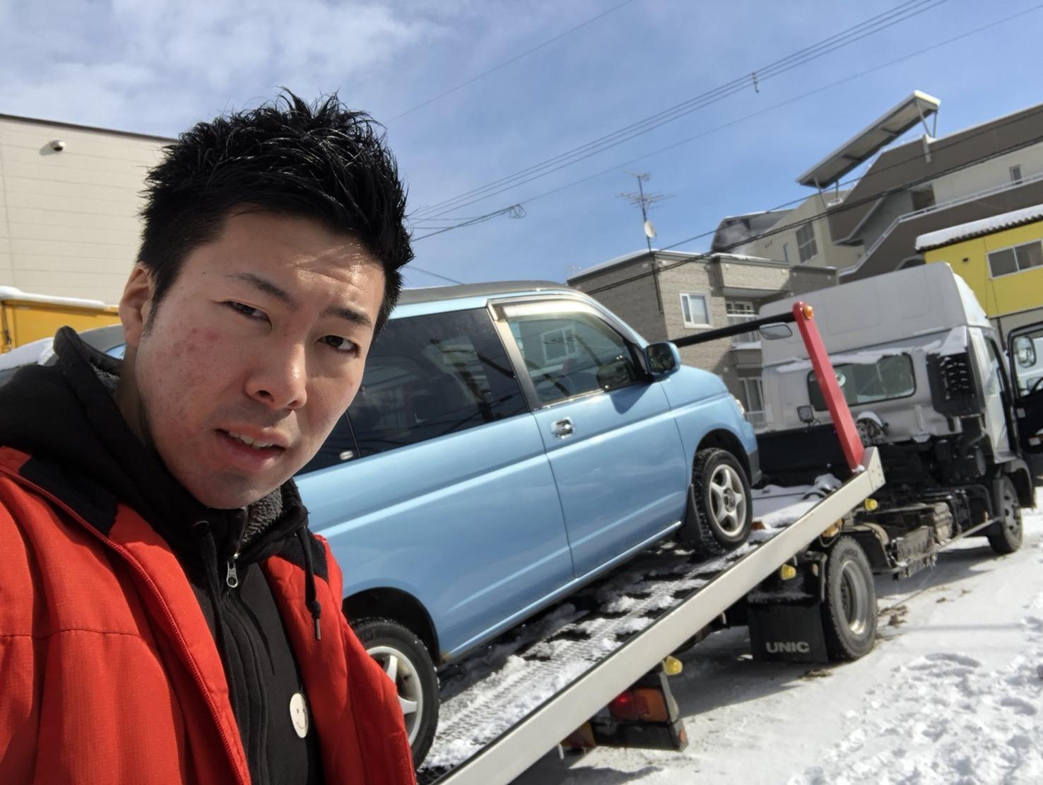2月10日(日)M様アルファードご成約♡K様新車プラド納車♡ランクル TOMMY🌟_b0127002_17204881.jpg