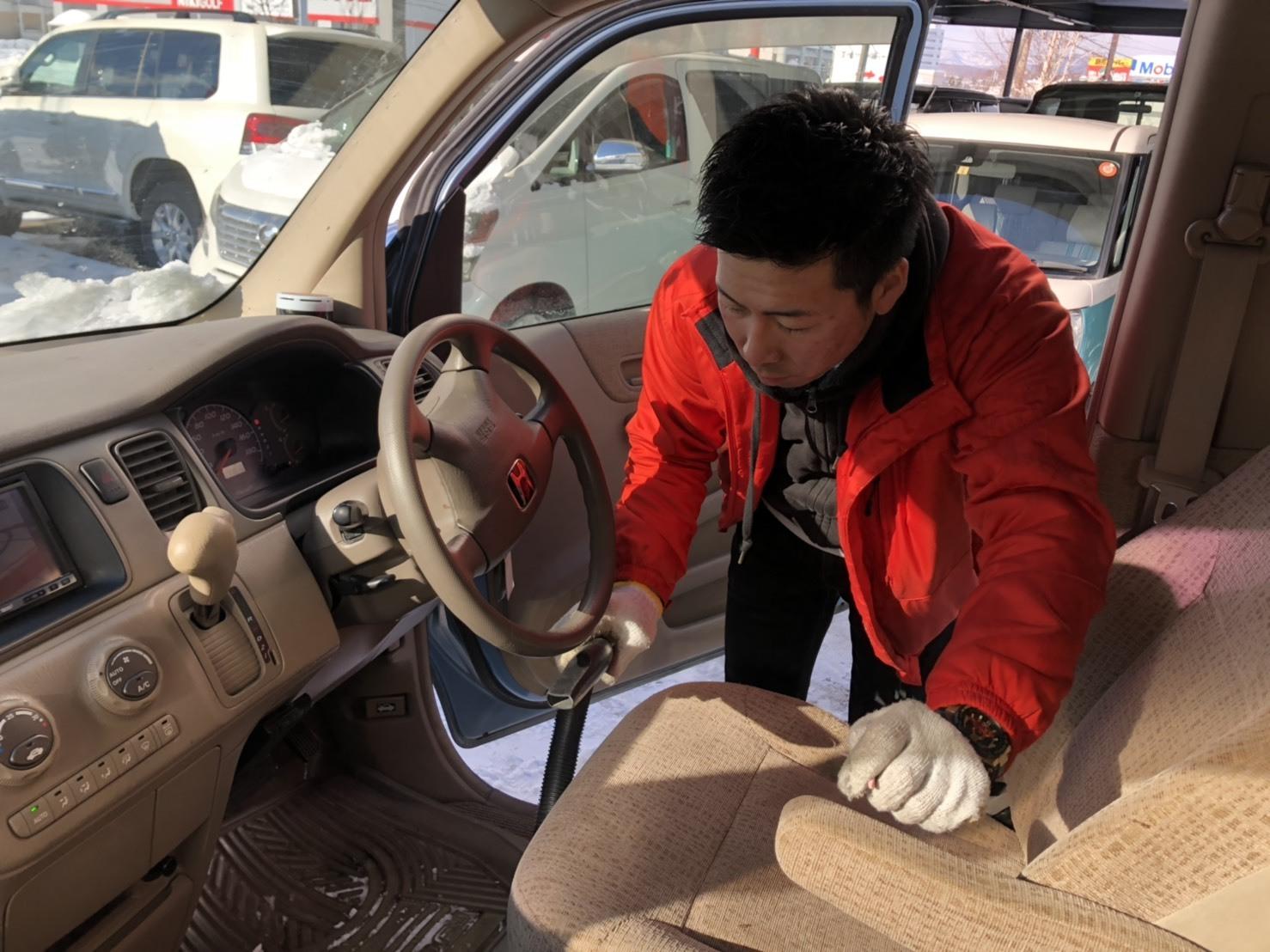 2月10日(日)M様アルファードご成約♡K様新車プラド納車♡ランクル TOMMY🌟_b0127002_17263441.jpg