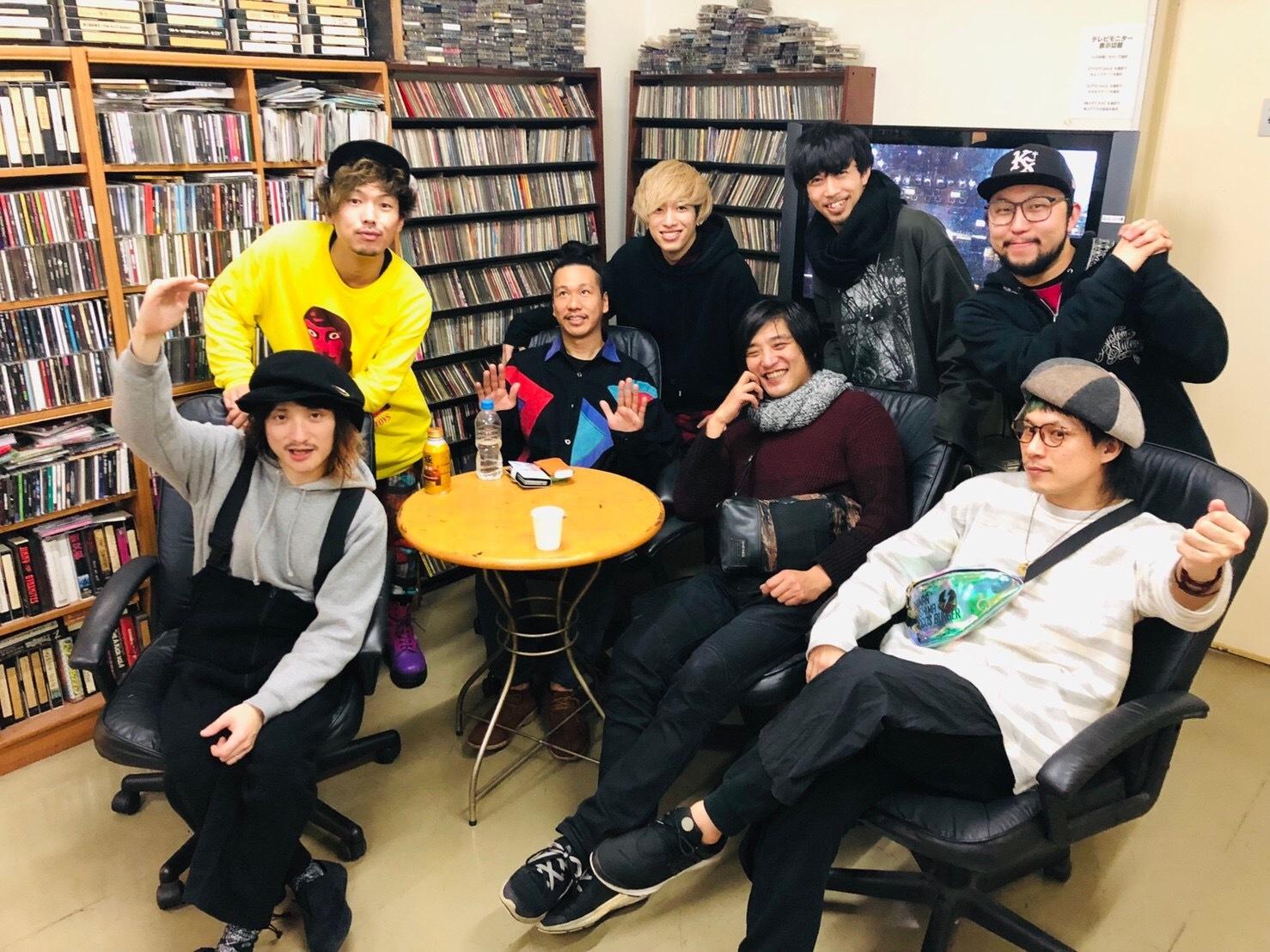 2019.2.3 福岡 DRUM Be-1 [ドコドコまでもどこまでもツアー]_c0222904_04550582.jpg