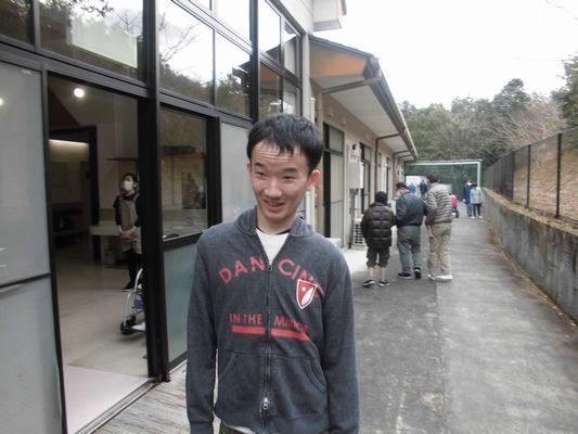 2/8 朝の散歩_a0154110_16200634.jpg