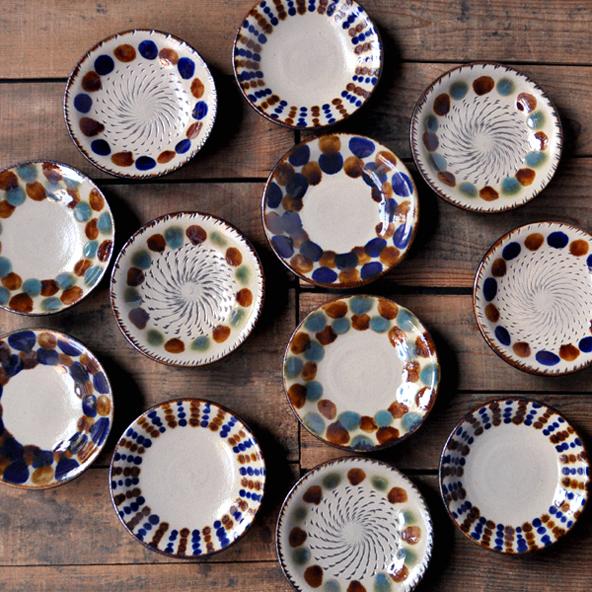 工房マチヒコの5寸皿再入荷のお知らせ_d0193211_19534774.jpg