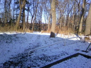 雪が積もった日に、久しぶりの相談室へ_b0255217_16004691.jpg