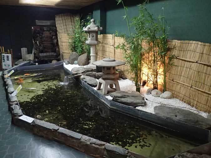 東京タワー水族館~日本庭園_b0355317_19534148.jpg