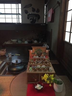 3月3日(日) ほっとひといき雛祭り 抹茶のふるまい_c0110117_17125876.jpg