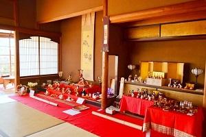 2月9日(土)~3月3日(日) 清閑亭の雛祭り_c0110117_17281169.jpg