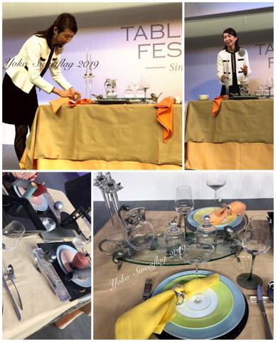 東京ドームテーブルウエアフェスティバル アリーナステージ2019_d0049817_22001209.jpg