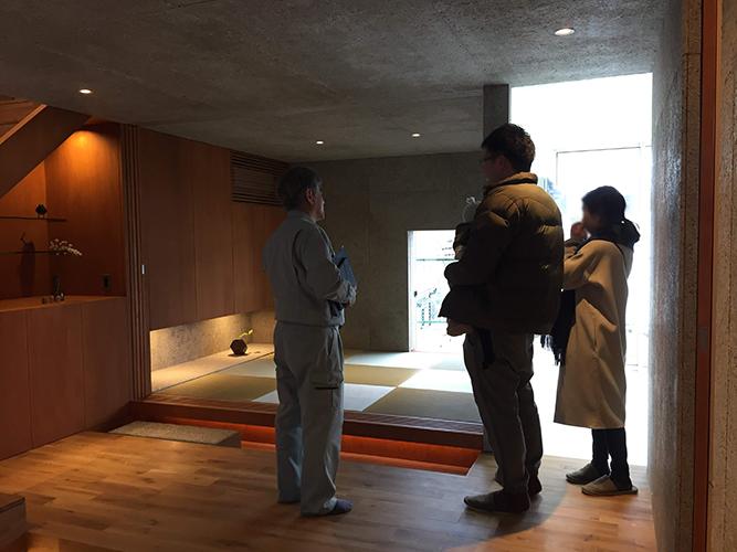 「白練の家」完成見学会を行いました_f0170331_12492650.jpg