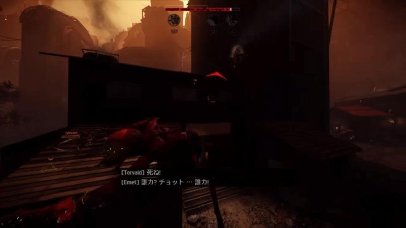ゲーム「EVOLVE Gogonでハンター殲滅」_b0362459_08563236.jpg
