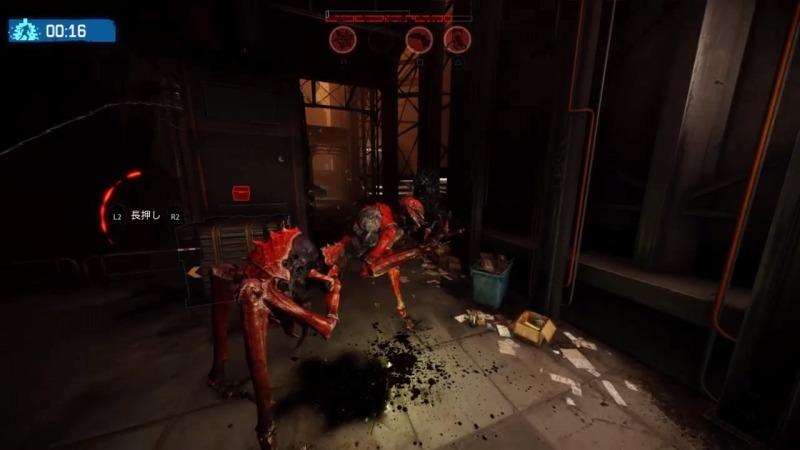 ゲーム「EVOLVE Gogonでハンター殲滅」_b0362459_08592015.jpg