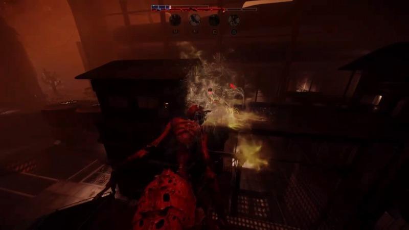 ゲーム「EVOLVE Gogonでハンター殲滅」_b0362459_09082208.jpg