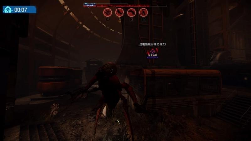 ゲーム「EVOLVE Gogonでハンター殲滅」_b0362459_09092403.jpg