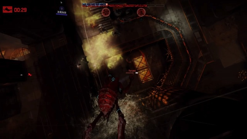 ゲーム「EVOLVE Gogonでハンター殲滅」_b0362459_09102178.jpg