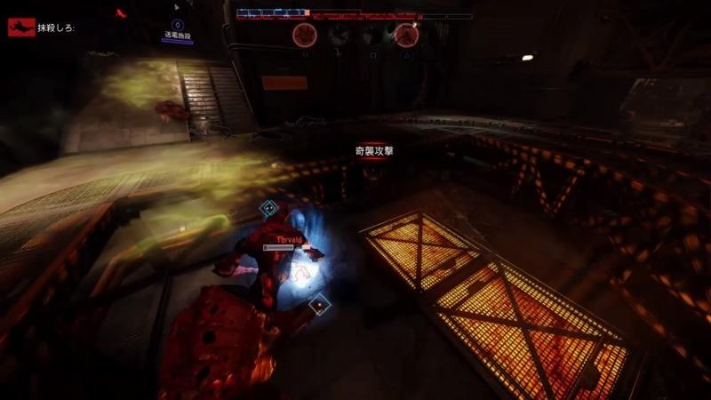 ゲーム「EVOLVE Gogonでハンター殲滅」_b0362459_09105209.jpg