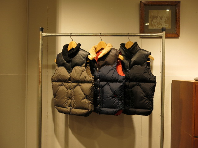 """RockyMountainFeatherbed WOMEN\'S CHRISTY VEST #DownVestFair\""ってこんなこと。_c0140560_08262163.jpg"
