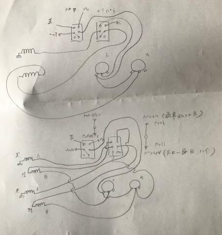 ピックアップと弦を交換_d0000476_17401291.jpg