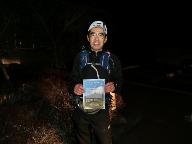 第2回錦江湾一周100キロの完歩報告_e0294183_14434912.jpg