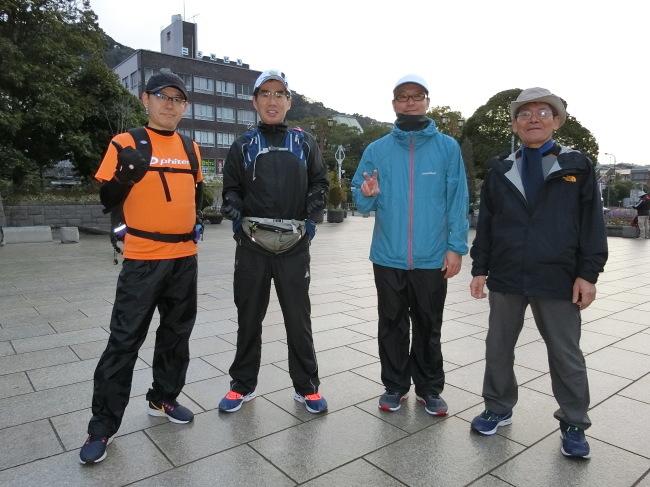 第2回錦江湾一周100キロの完歩報告_e0294183_14471337.jpg