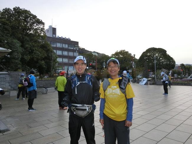 第2回錦江湾一周100キロの完歩報告_e0294183_14475524.jpg
