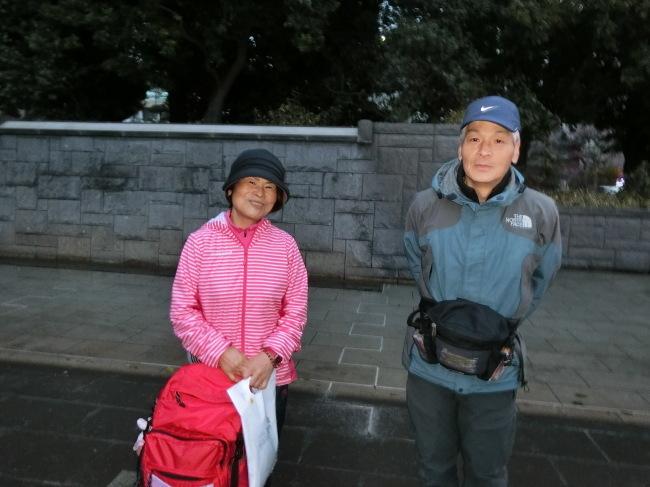 第2回錦江湾一周100キロの完歩報告_e0294183_14483121.jpg
