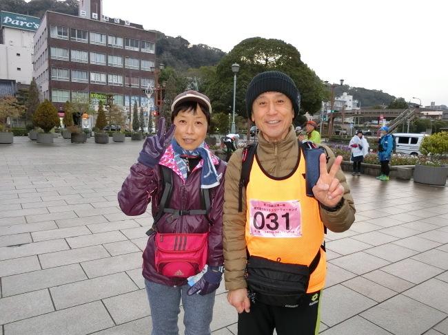 第2回錦江湾一周100キロの完歩報告_e0294183_14484483.jpg