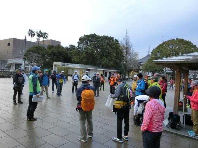 第2回錦江湾一周100キロの完歩報告_e0294183_14571836.jpg