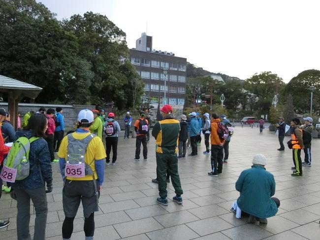 第2回錦江湾一周100キロの完歩報告_e0294183_14574166.jpg