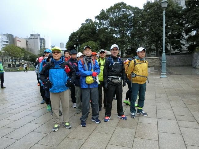 第2回錦江湾一周100キロの完歩報告_e0294183_15055433.jpg
