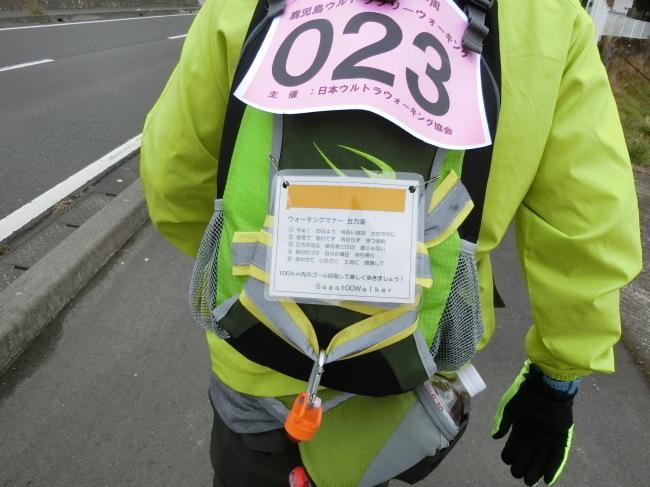 第2回錦江湾一周100キロの完歩報告_e0294183_15204379.jpg