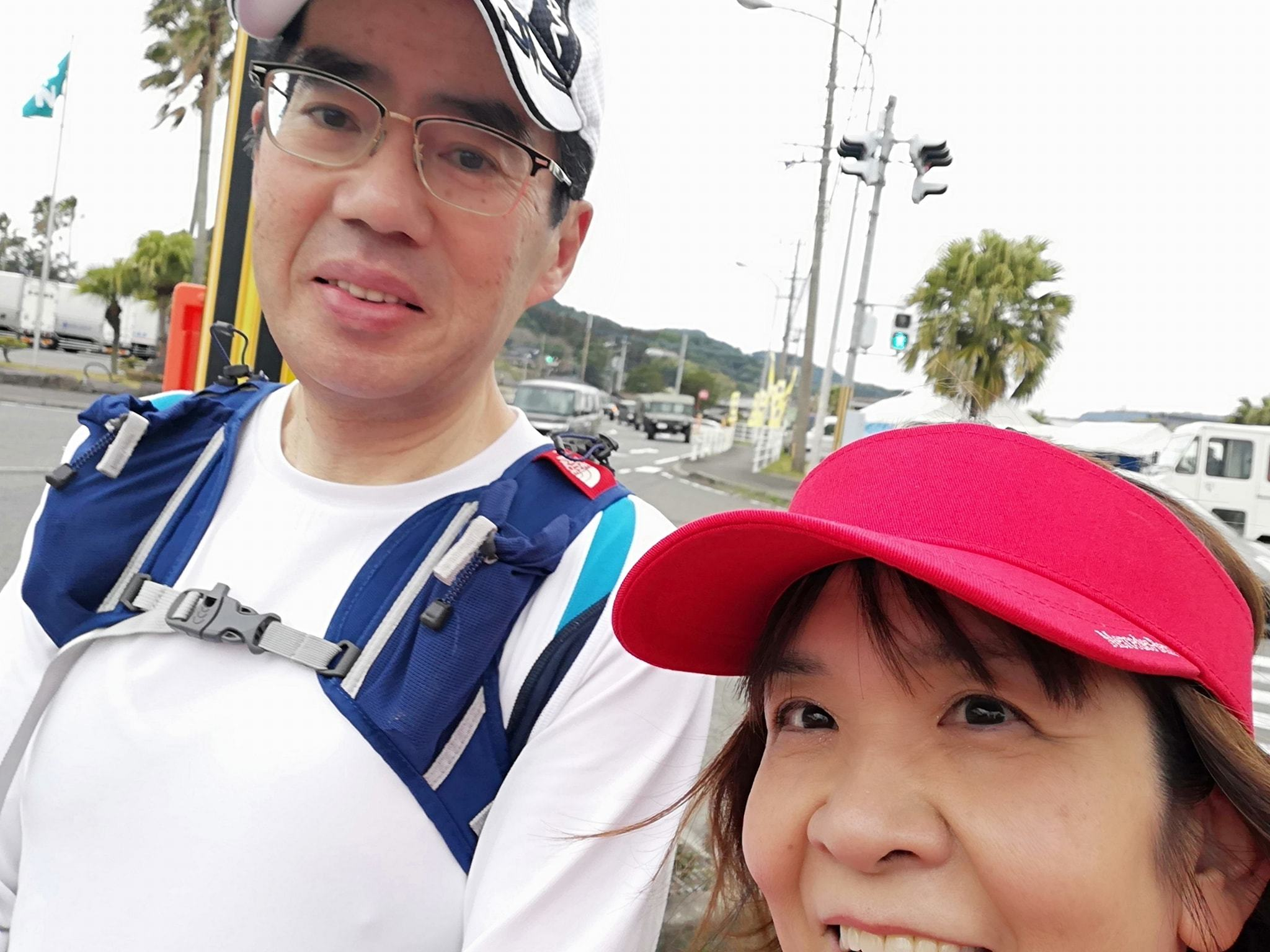 第2回錦江湾一周100キロの完歩報告_e0294183_15435571.jpg