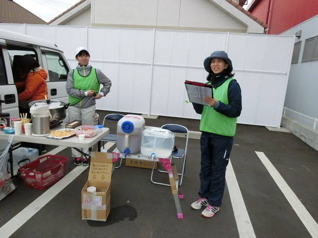 第2回錦江湾一周100キロの完歩報告_e0294183_15494568.jpg