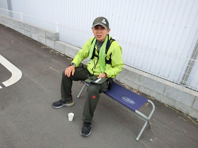 第2回錦江湾一周100キロの完歩報告_e0294183_15513168.jpg