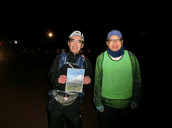 第2回錦江湾一周100キロの完歩報告_e0294183_16305229.jpg