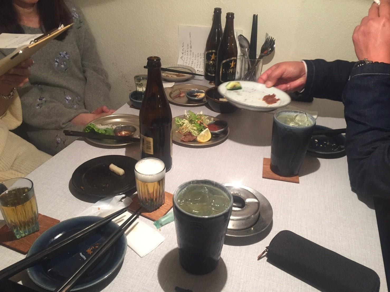 necco70 夜宴会_e0115904_14292281.jpg