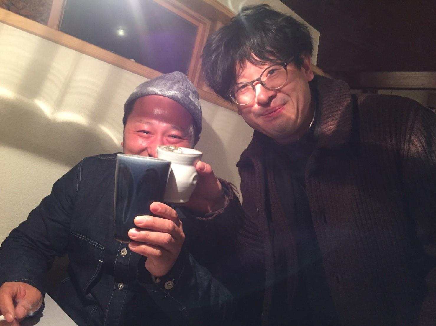 necco70 夜宴会_e0115904_15021295.jpg