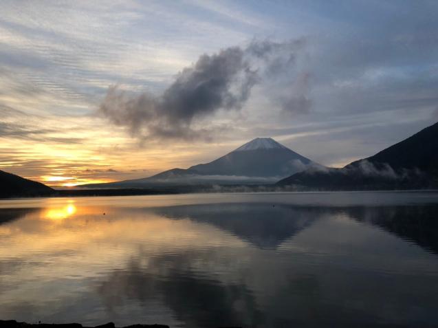 素敵な富士山!_b0176010_22301630.jpg