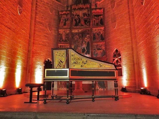 聖アガタ礼拝堂で Jean Rondeauのチェンバロを聴く_b0064411_06043516.jpg