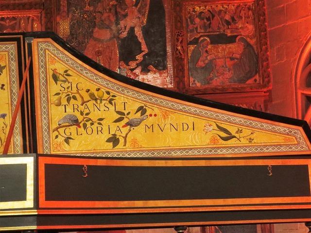 聖アガタ礼拝堂で Jean Rondeauのチェンバロを聴く_b0064411_06043689.jpg