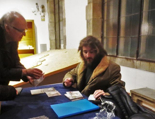 聖アガタ礼拝堂で Jean Rondeauのチェンバロを聴く_b0064411_07374168.jpg