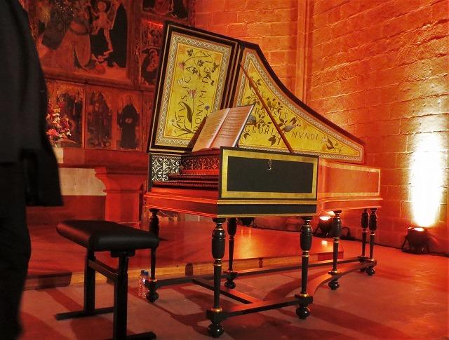 聖アガタ礼拝堂で Jean Rondeauのチェンバロを聴く_b0064411_07374296.jpg