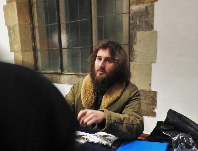 聖アガタ礼拝堂で Jean Rondeauのチェンバロを聴く_b0064411_07412769.jpg