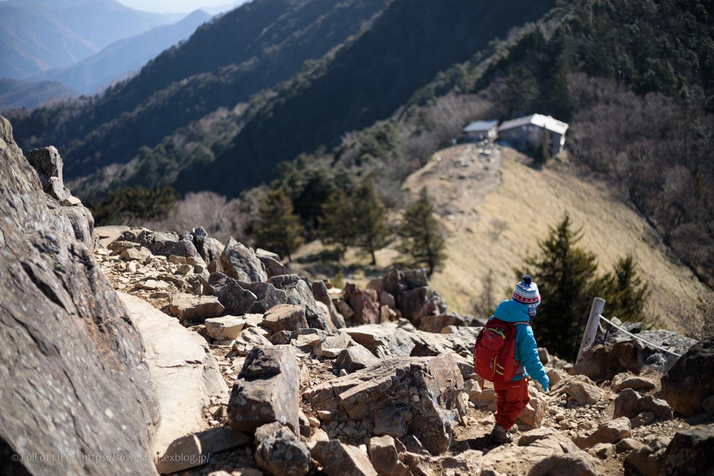 寒いけど気持ちいい~!初冬の山歩き「大菩薩峠」下山編_c0369219_16042552.jpg