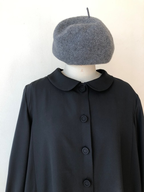 着物リメイク・着物から丸襟ワンピース_d0127925_10533480.jpg