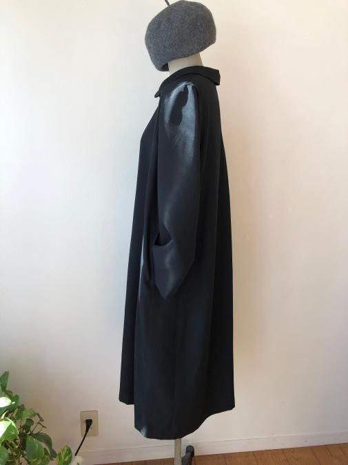 着物リメイク・着物から丸襟ワンピース_d0127925_10533935.jpg