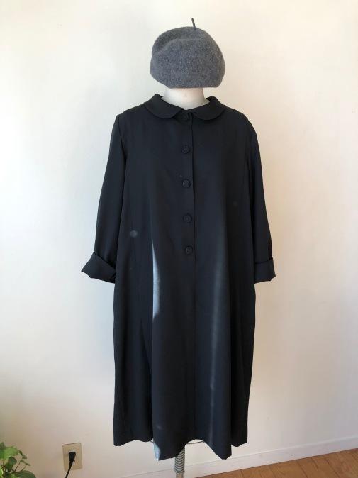 着物リメイク・着物から丸襟ワンピース_d0127925_10534539.jpg
