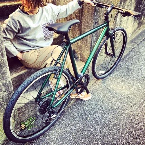 RITEWAY 『 SHEPHERD 』ライトウェイ シェファード パスチャー スタイルズ シェファードシティ クロスバイク 自転車女子 おしゃれ自転車 自転車ガール_b0212032_18261177.jpeg