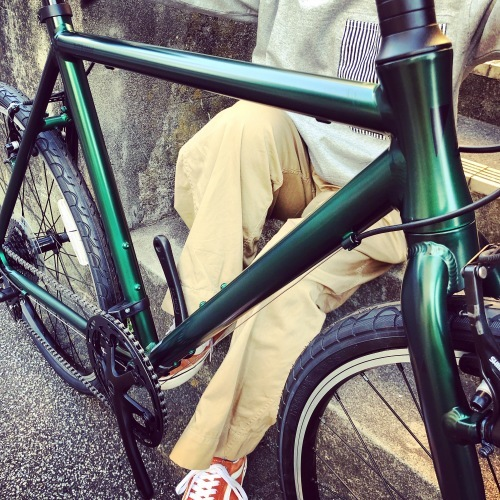 RITEWAY 『 SHEPHERD 』ライトウェイ シェファード パスチャー スタイルズ シェファードシティ クロスバイク 自転車女子 おしゃれ自転車 自転車ガール_b0212032_18263280.jpeg