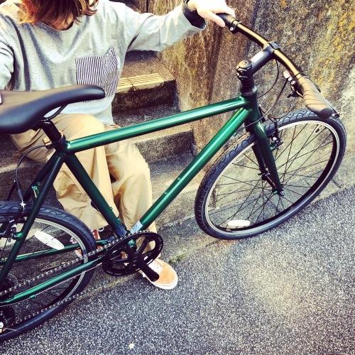 RITEWAY 『 SHEPHERD 』ライトウェイ シェファード パスチャー スタイルズ シェファードシティ クロスバイク 自転車女子 おしゃれ自転車 自転車ガール_b0212032_18272974.jpeg