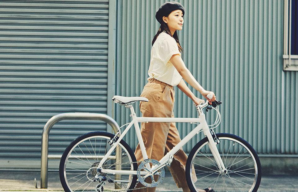 RITEWAY 『 SHEPHERD 』ライトウェイ シェファード パスチャー スタイルズ シェファードシティ クロスバイク 自転車女子 おしゃれ自転車 自転車ガール_b0212032_18313322.jpeg