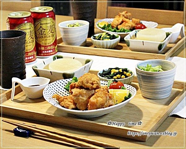 鮭の味噌漬け焼き弁当とおうちごはん♪_f0348032_18081398.jpg